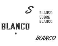 b/B : Blanco sobre blanco Mag
