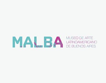 MALBA - Sistema de identidad