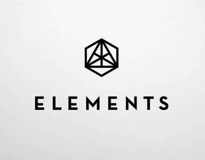 Identity Design - ELEMENTS - Female Fashion Brand
