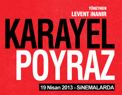 karayel poyraz movie key-art & social media mng.