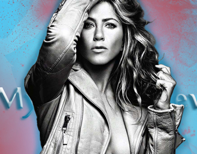 Jennifer Aniston by Matthew Cooper
