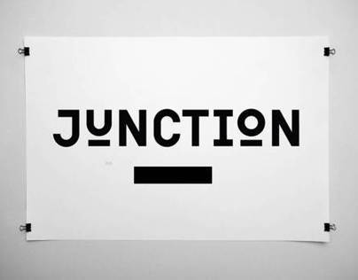 Identity Design - Junction - Male Fashion Brand