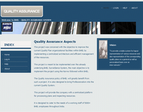 Quality Assurance System - Bharat Heavy Electricals Ltd