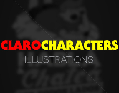 Claro - 2012 Characters Collection