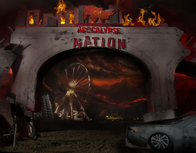 Apocalypse Nation theme park
