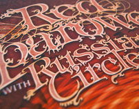 Red Sparowes/Russian Circles Poster