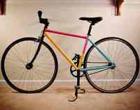 CMYK Fixed Gear