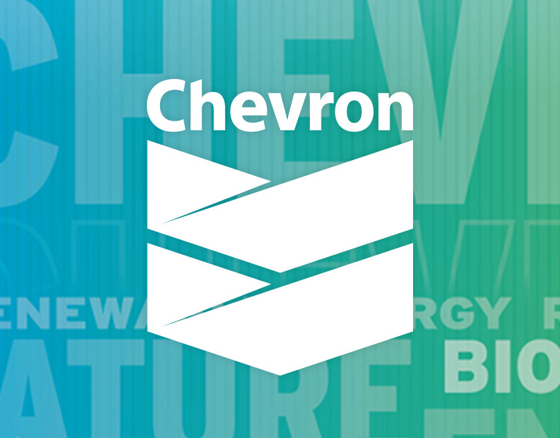 Branding: Chevron Corporation green branding system