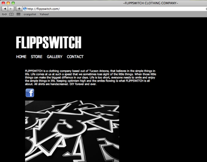 FlippSwitch Website