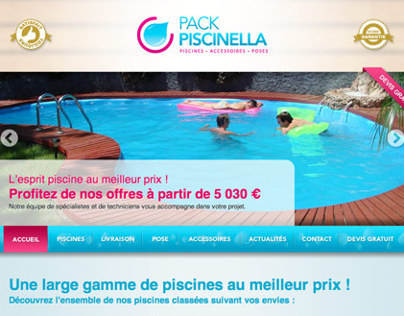 Pack Piscinella