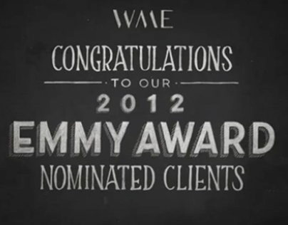 2012 WME Emmy Party