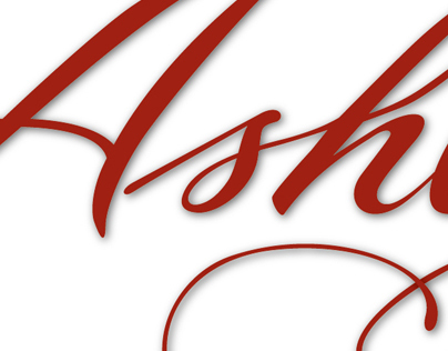 Logo Development: Ashby & Ashby