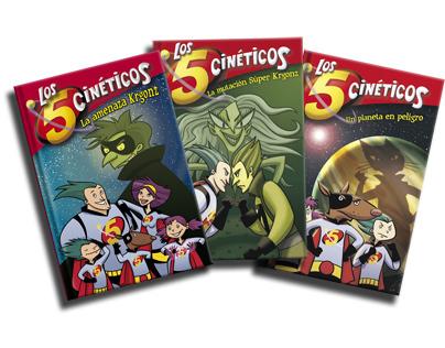 Los 5 Cinéticos (Collection)