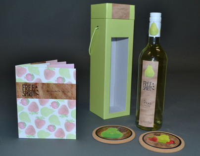 Wine Packaging/Identity Project