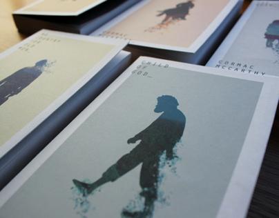 Cormac McCarthy Book Covers