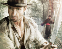 Indiana Jones returns!