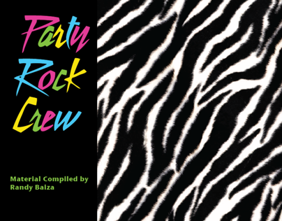Party Rock Branding Ideas
