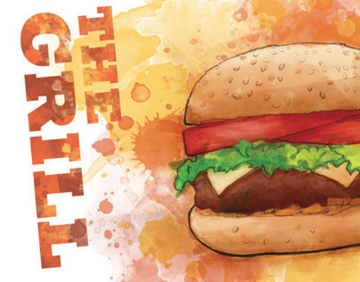 Fast-Food Package Illustration