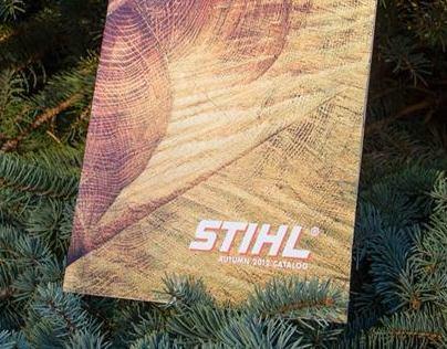 Stihl Catalog Concept