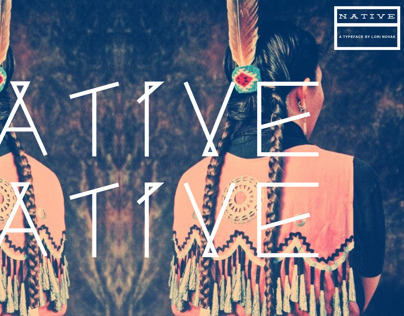 Native Free Typeface