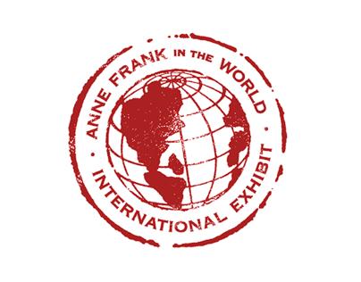 Anne Frank International Exhibit identity