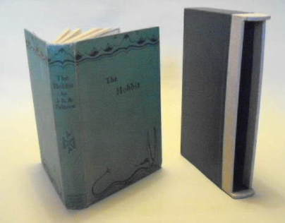 An Open Ended Slipcase