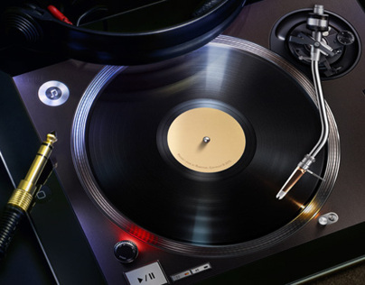 TurnPlay - vinyl player for iPad