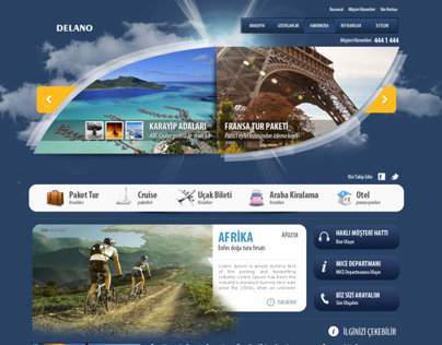 Delano Travel Agent
