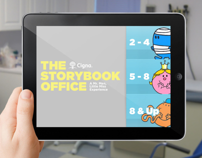 Cigna Storybook Office App