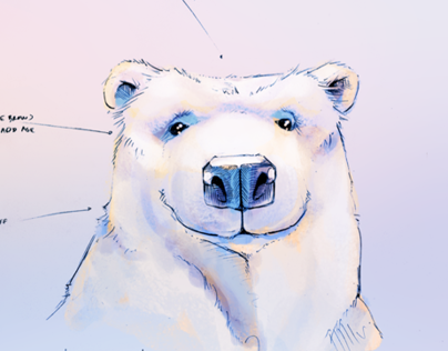 Polar Bear Sketches