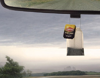 LIPTON EARL GREY // AIR FRESHENER