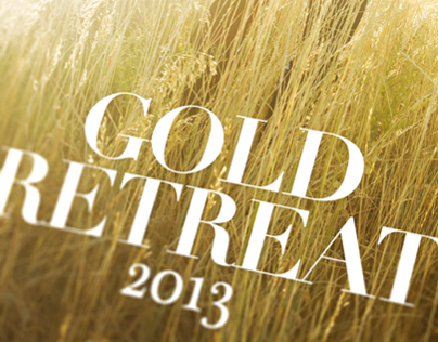 GOLD RETREAT: Photoshoot Ad