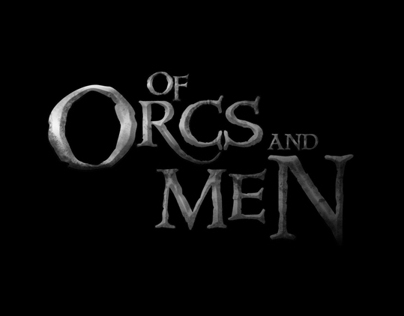 OF ORCS AND MEN - Icons and Achievement Designs
