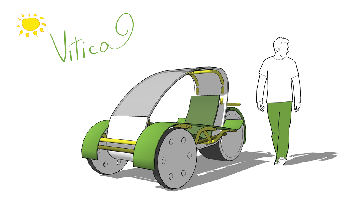 Vitica, concept vehicle