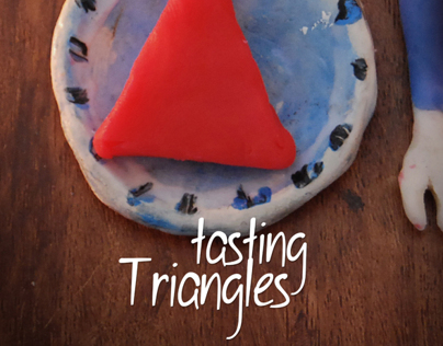 Tasting Triangles - Childhood of Kandinsky