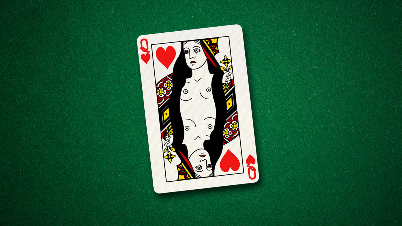 Charity Strip Poker
