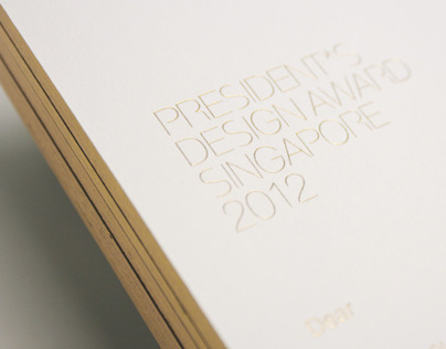 Presidents Design Award 2012