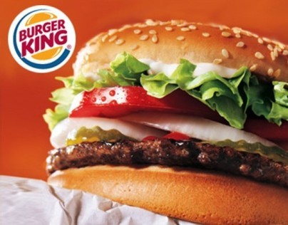 Burger King Set2 ( Work under PUSH )