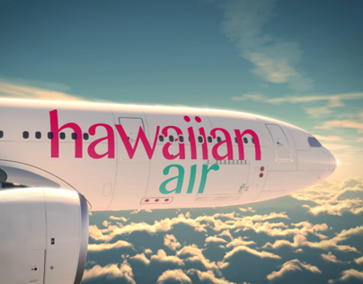 Hawaiian Airlines Rebrand