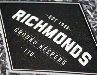 Richmonds Grounds keeping