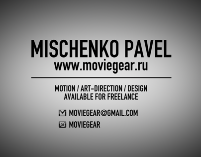moviegear demoreel v2