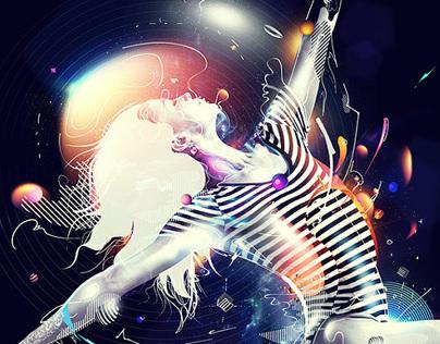 Dancé Sur La Moon