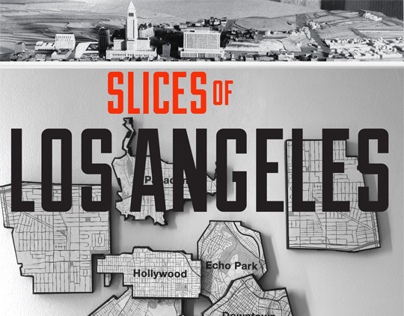 Slices of Los Angeles