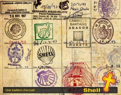 Shell : la credential