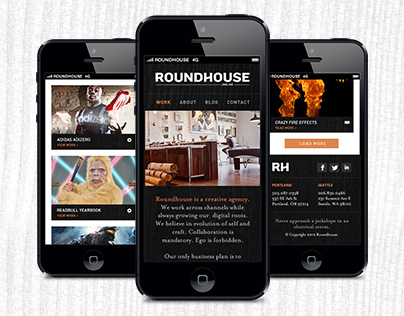 Roundhouse Mobile