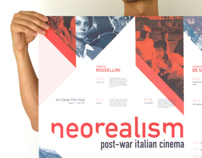 Italian Neorealism Cinema Series