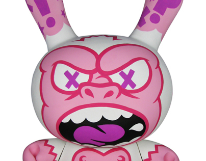 MAD APE Custom 20in Dunny's