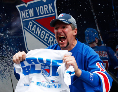 NEW YORK RANGERS | 2012 Playoffs