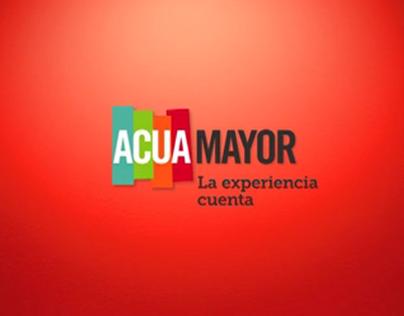 ACUA MAYOR - Branding