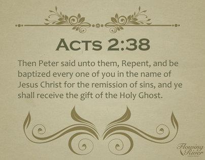 Bible Verse Series